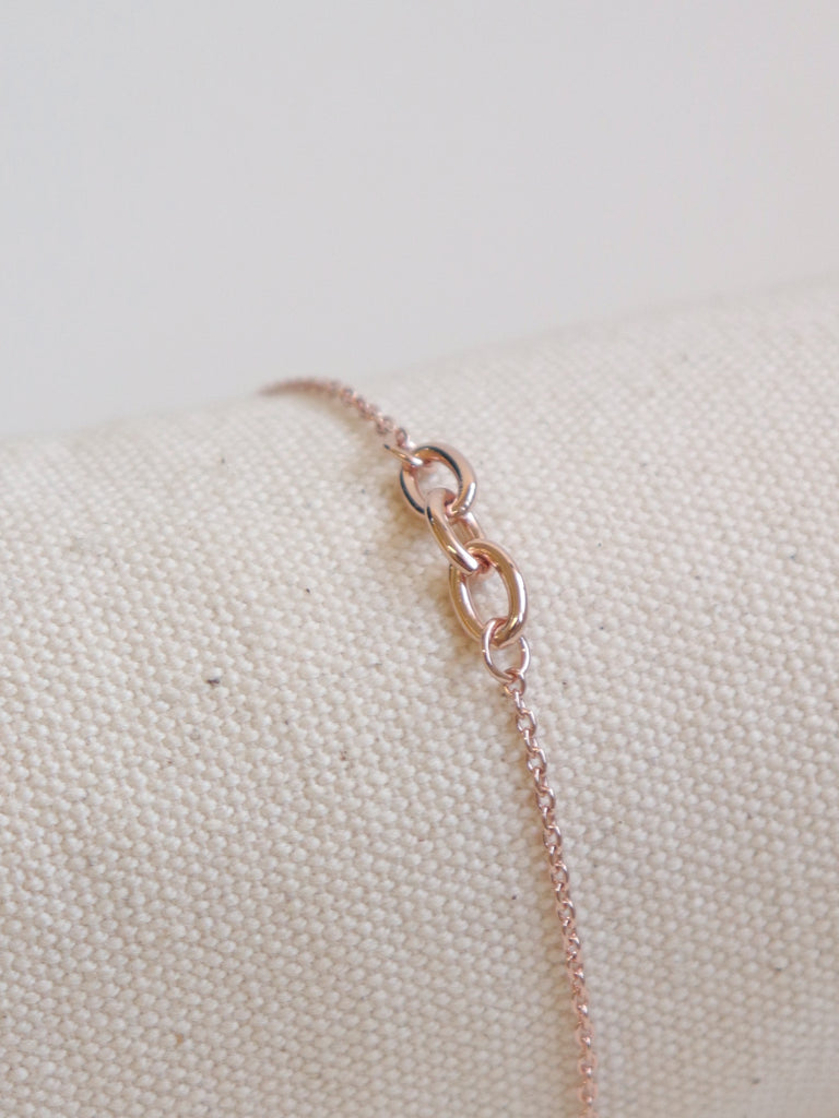 Lynk Bracelet - Rose Gold