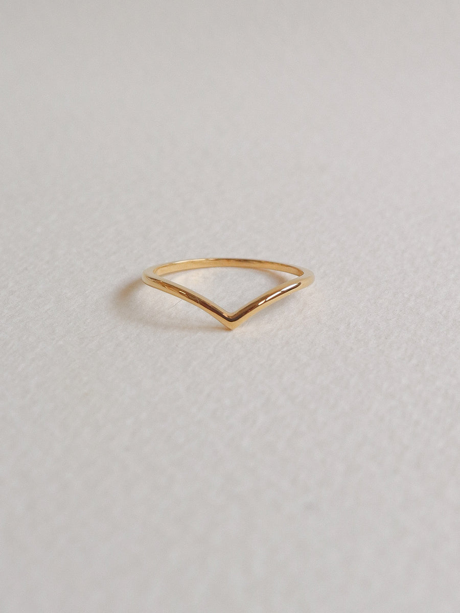 Arc Ring (Gold)