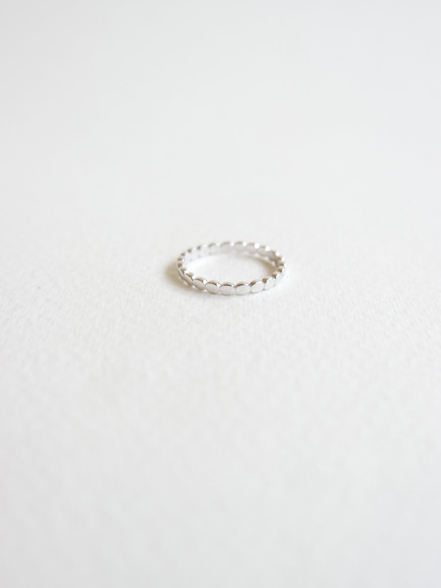 Dotted Ring (Silver)