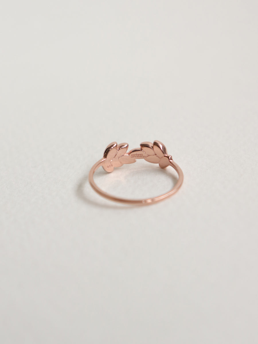 Laurel Ring (Rose Gold)