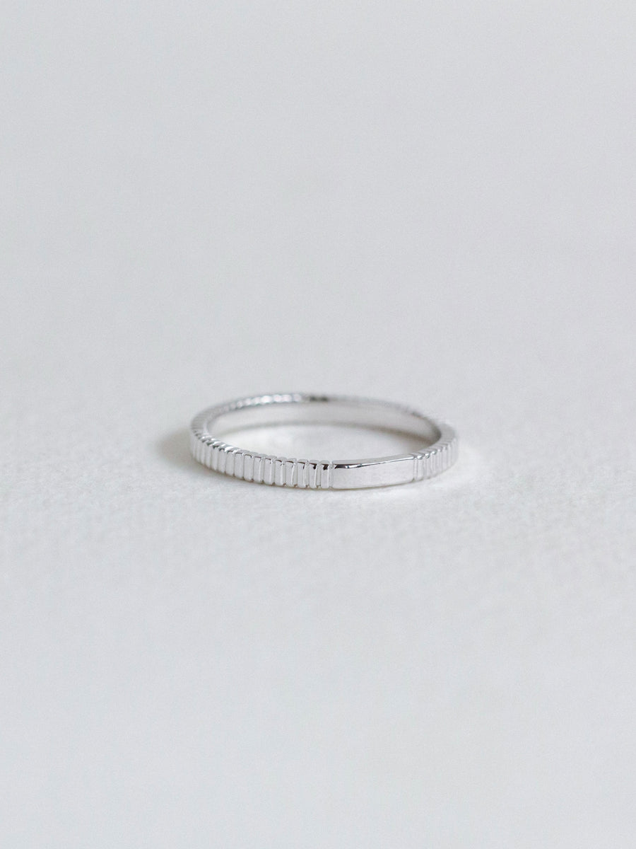 Line Ring (Silver)