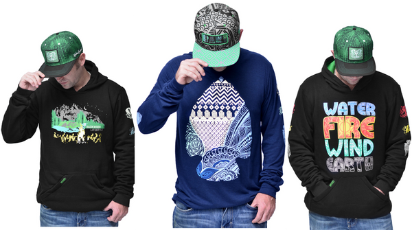 Bamboo Clothing Company- Hoodies, Tees, and Hats made from Bamboo
