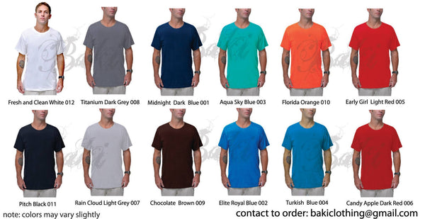 Create your own custom Bamboo Tshirts