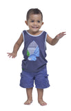 Arrowhead Bamboo Kids Low Cut Tank Top - Baki Lifestyle Apparel- Made from Bamboo - 1