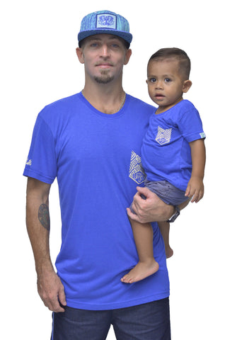 Lifestyle Mens Bamboo Pocket T-shirt - Baki Lifestyle Apparel- Made from Bamboo - 3