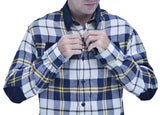 Baki Cordawood Flannel - Baki Lifestyle Apparel- Made from Bamboo - 2