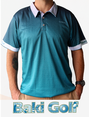 Baki Golf Polo Shirt