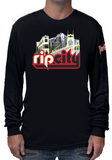 Rip City Long Sleeve Bamboo Tshirt