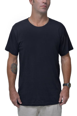 Bamboo Mens Blank Tshirt - Baki Lifestyle Apparel- Made from Bamboo - 3