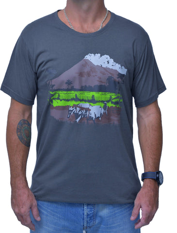 Indo Life Bamboo Tshirt - Baki Lifestyle Apparel- Made from Bamboo - 2