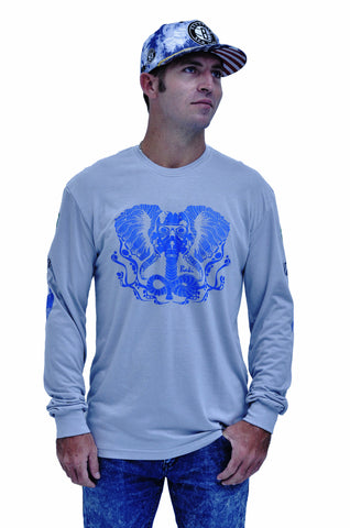 Elephunk Long Sleeve Bamboo Shirt