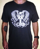 Elephunk Bamboo Mens Tshirt - Baki Lifestyle Apparel- Made from Bamboo - 2