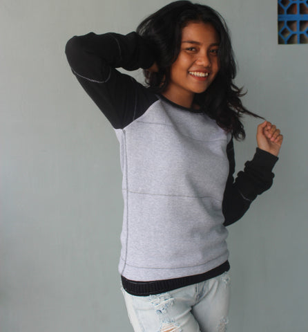 Third Avenue Ladies Raglan