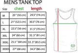 Beach life Bamboo Mens Low Cut Tank Top - Baki Lifestyle Apparel- Made from Bamboo - 2