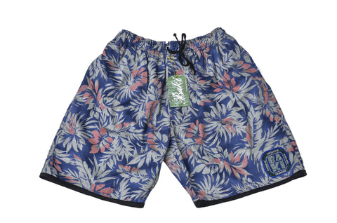 Floral Beach Shorts - Baki Lifestyle Apparel- Made from Bamboo - 2