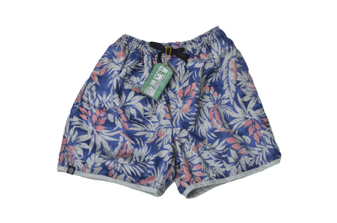 Ladies Floral Beach Shorts - Baki Lifestyle Apparel- Made from Bamboo - 1