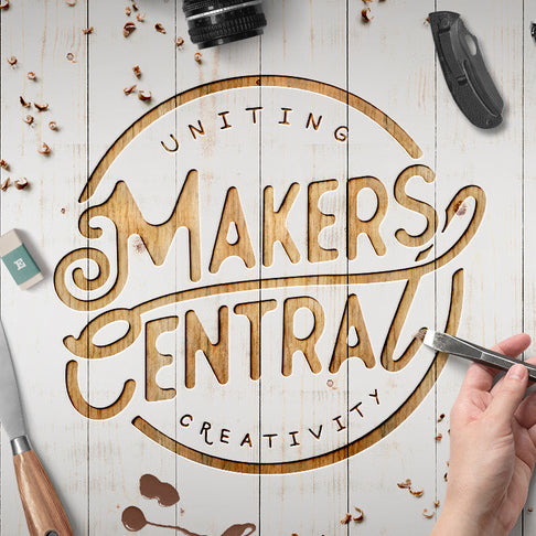 Join us at Makers Central on 11th - 12th May at the NEC Birmingham Stand F1-F3