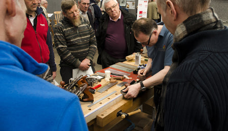 Join us at The Midlands Woodworking & Power Tool Show March 22nd & 23rd at the Newark Showground