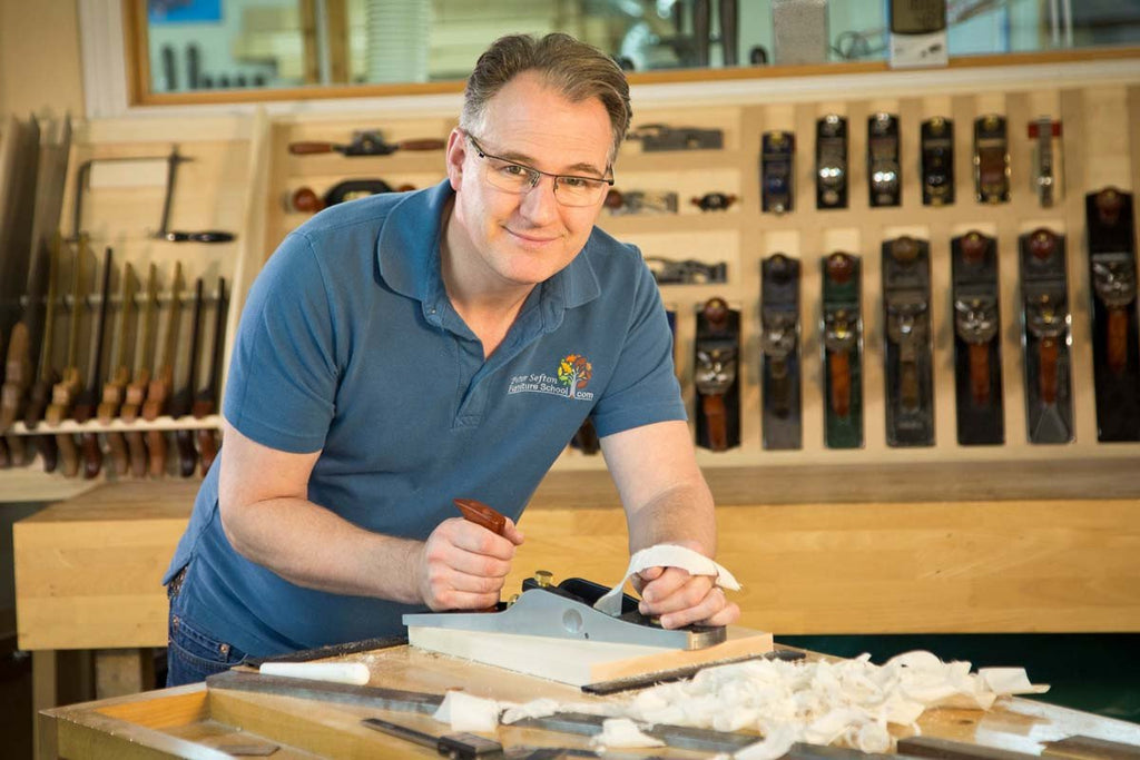 Fine furniture making – covered