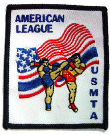 AMERICAN LEAGUE PATCH