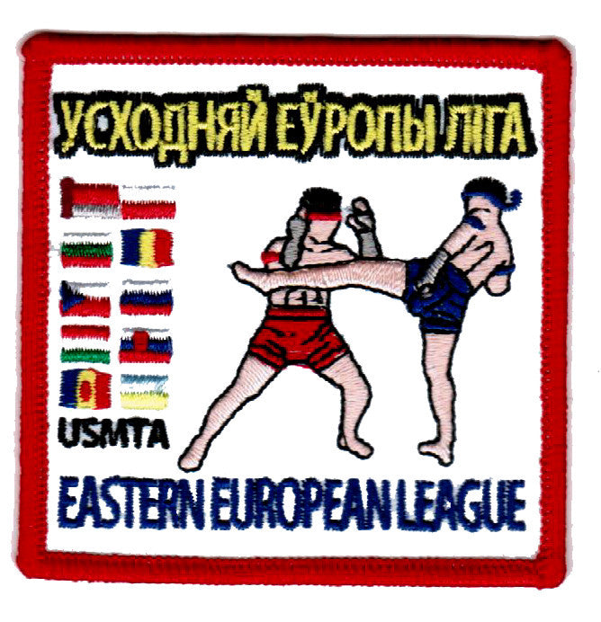 EASTERN EUROPEAN LEAGUE PATCH