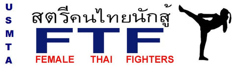 FEMALE THAI FIGHTERS