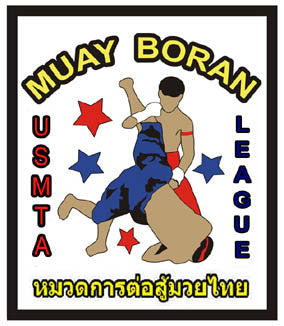 MUAY BORAN LEAGUE PATCH