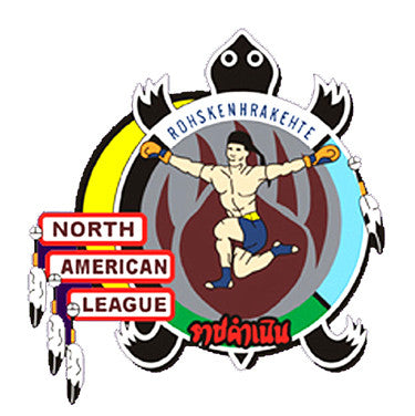 NORTH AMERICAN LEAGUE PATCH
