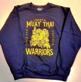 USMTA SWEATERS (Warriors- Hanuman)