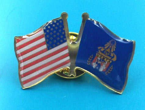 lapel pin usa usmta