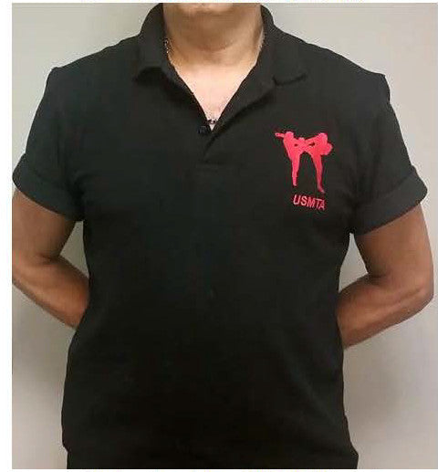 Polo Shirt ( Black)