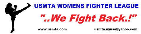 "LADIES  ""WE FIGHT BACK"""