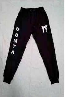 USMTA SWEAT PANTS & JOGGERS (Black)