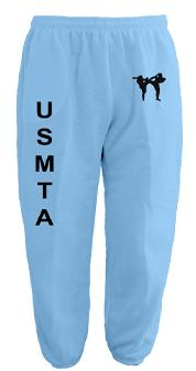 USMTA SWEAT PANTS & JOGGERS (Pale Blue)