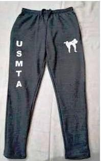 USMTA SWEAT PANTS & JOGGERS (Dark Grey)