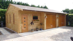Winchester Timber Framed Garages