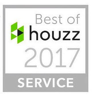 You were rated at the highest level for client satisfaction by the Houzz community.