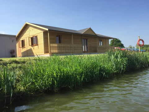 Cropredy Marina, Banbury, Oxford - New Sales Office