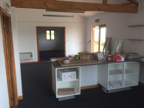 Cropredy Marina, Banbury, Oxford - New Sales Office Reception Area 2