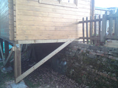 Swift Adjustable Timber Frame Base