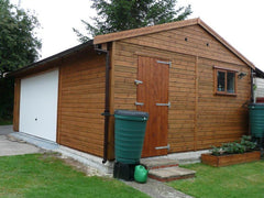 Winchester Bespoke Timber Garage Range