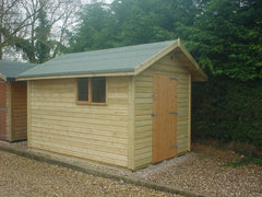 Winchester Timber Work Rooms