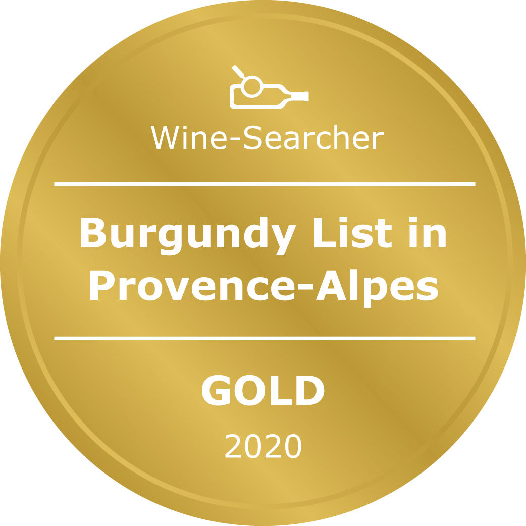 Award wine wine list for Provence wines, Antibes wine shop
