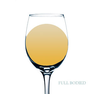 Full bodied white wines for yachts