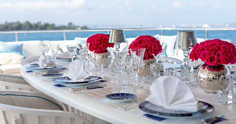 Yacht wine supplier, how we deliver wine to your yacht
