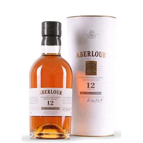 Aberlour Spirits Aberlour - 12 yrs - Non Chill Filtered