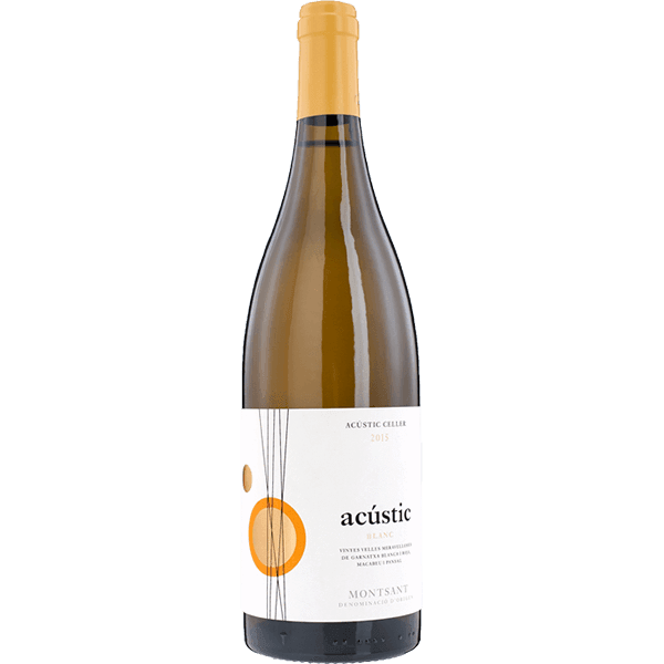 Acústic Celler White 2016 / 75cl Acústic Celler - Acústic Blanc