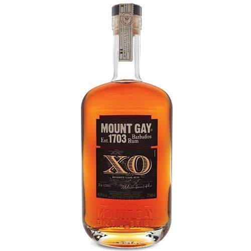 Barbados Spirits 70cl Mount Gay - XO - Triple Cask