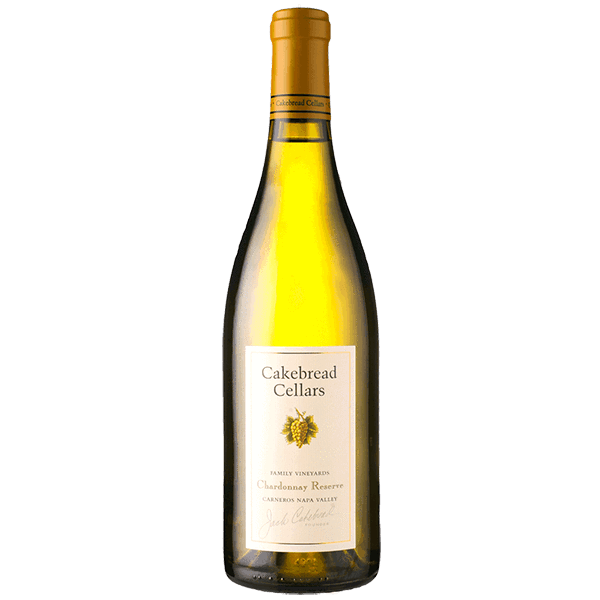 Cakebread Cellars White 2015 / 75cl Cakebread Cellars - Chardonnay Reserve