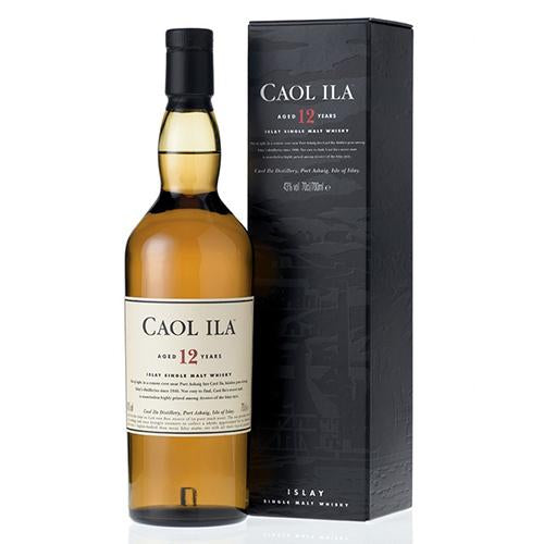Caol Ila Spirits 12 yrs / 70cl Caol Ila - 12 yrs